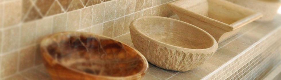 Pierre et travertin distribution vasques travertin carrelage pierre et travertin distribution - Vasque en pierre castorama ...
