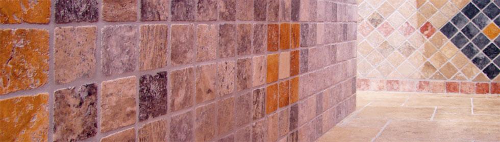Travertin mozaiques