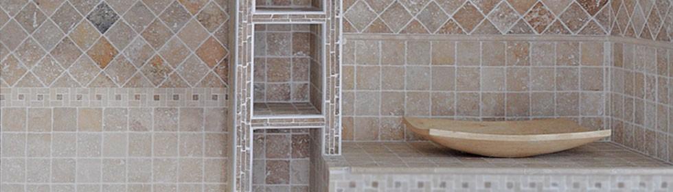 travertin salle de bain entretien. Black Bedroom Furniture Sets. Home Design Ideas